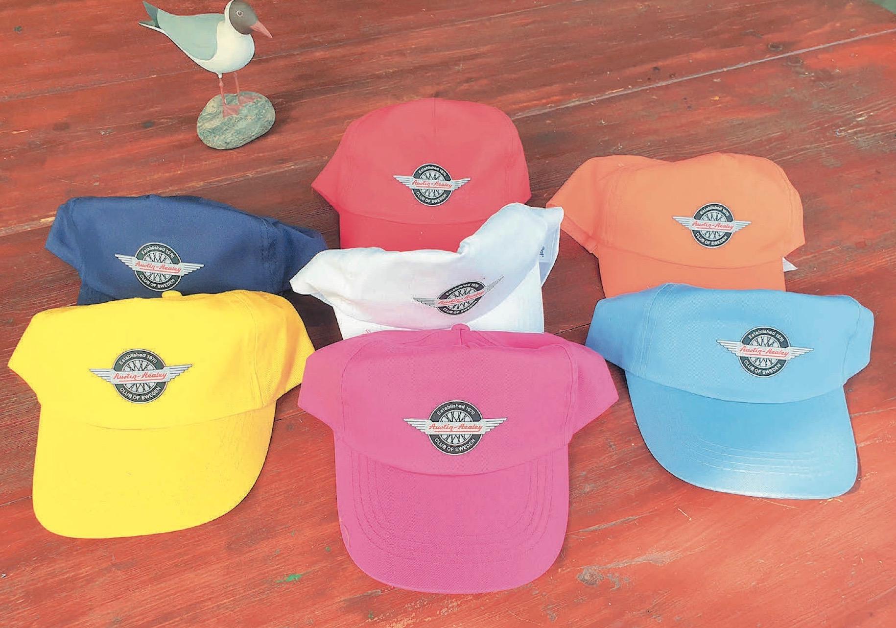 Glada sommarkepsar! Muntra upp din omgivning med en färgstark keps i sommarsolen. Sommarpris: 95kr