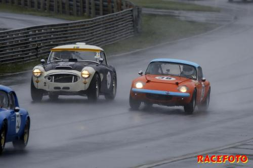Lotsen på G i andra racet